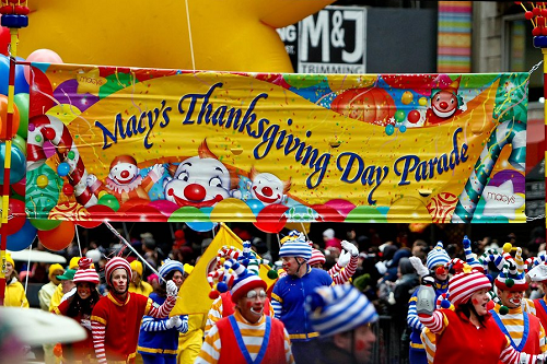 Macys Thanksgiving Day
